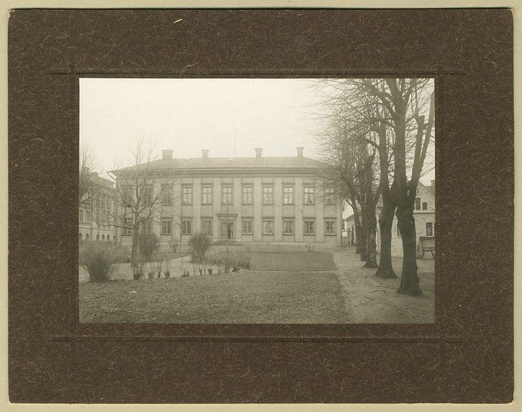 Westmanland-Dala nation, ca. 1900, photo: Thorvald Gehrman (1855-1945), [UPPSALA UNIVERSITY LIBRARY, BILD:17973]