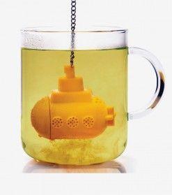 Infuseur à thé sous-marin - Tea sub