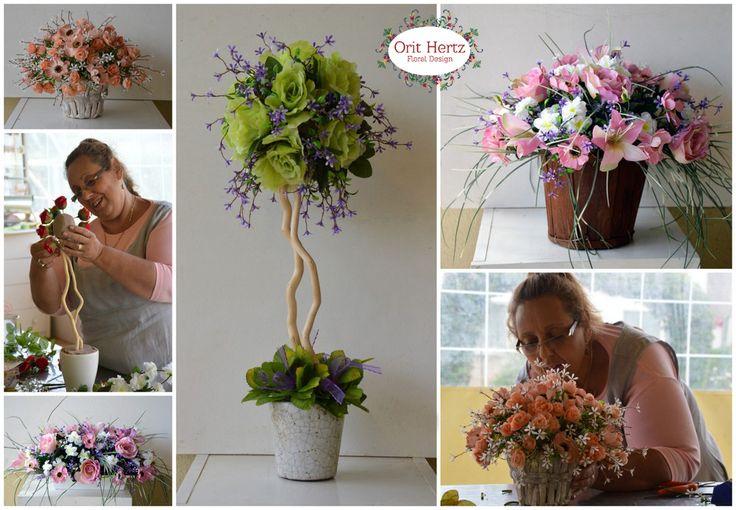 Floral Design school - Private Lessons