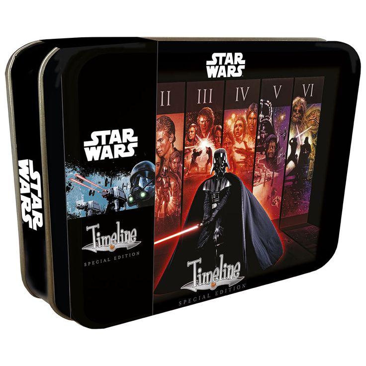 Jeu de société Timeline Star Wars Edition spéciale Timeline Star Wars Edition spéciale