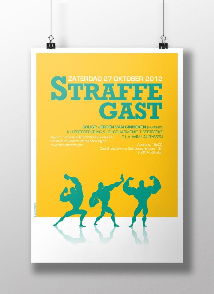 Poster Design  Copyright Dorien Daens 2012