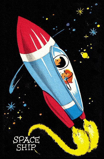 I got this space ship coupe for 2 and I just want to take a ride with you...we can hit the moon before mars  and probably pass the stars and maybe enter a place where there is no such thing as space, just time for us to waste...;)