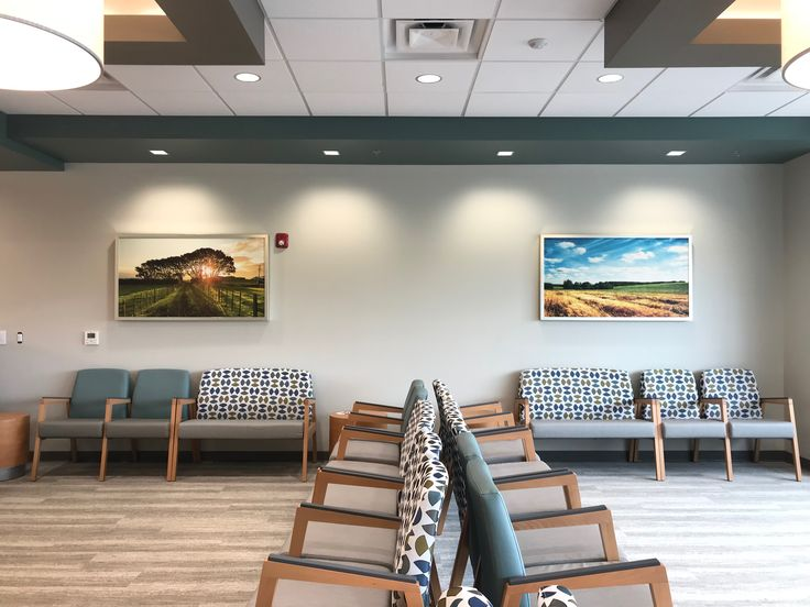 Beautiful kentucky scenery for a healthcare building in