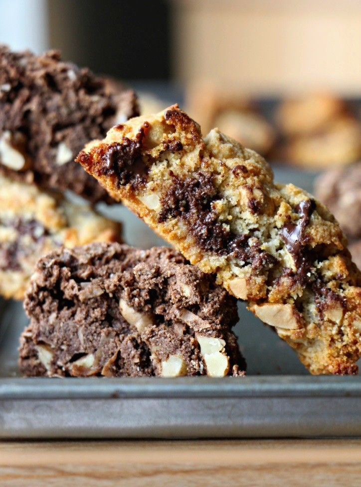 Paleo Vegan Italian Biscotti #GlutenFree #RefinedSugarFree | Sprinkle of Vanilla Sugar
