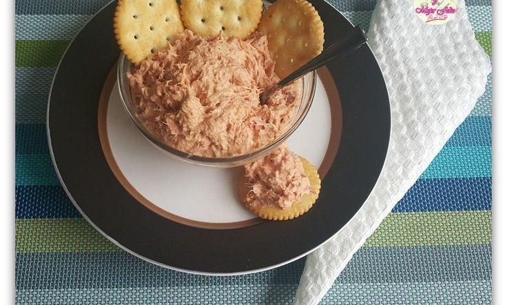 Delicioso paté de marlin