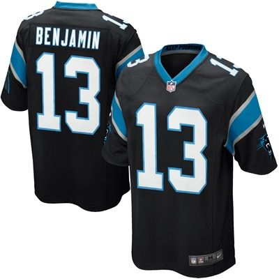 Carolina Panthers Home Game Jersey - Kelvin Benjamin: Carolina Panthers Home Game Jersey - Kelvin Benjamin   TEAM LOYALTY, EVERYDAY COMFORT…