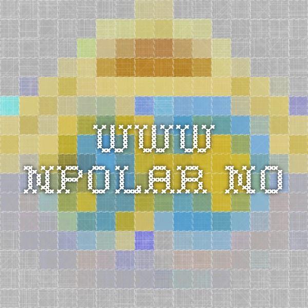 www.npolar.no