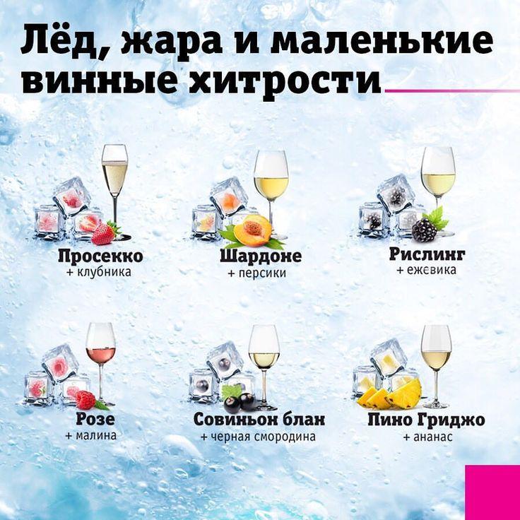 292 отметок «Нравится», 2 комментариев — Simple (@simplewine) в Instagram: «Сегодня градусник в Москве впервые обещает показать +30! А мы знаем, что многие любят бросать лёд в…»