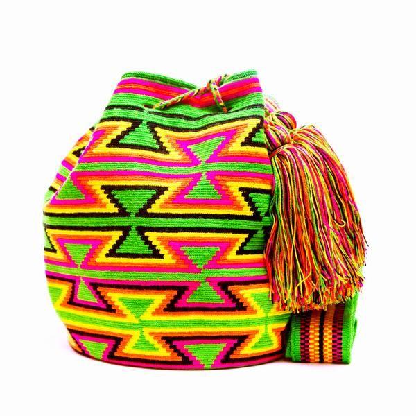 15% OFF Hermosa Wayuu Bag - MOCHILAS WAYUU BAGS