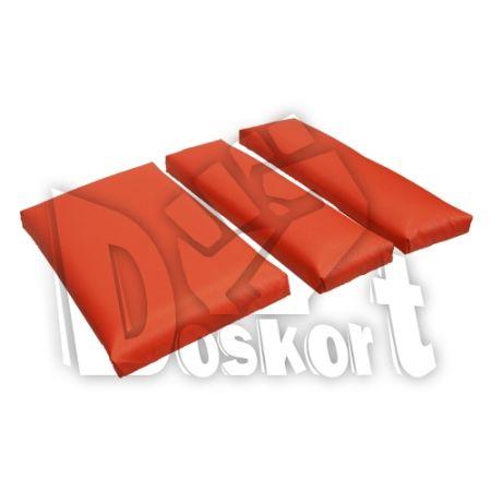 Подушки для турника 3 в 1 Красные