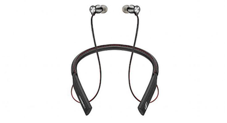 Along with the Bluetooth connected neckband headphones, Sennheiser also announced the HD4.40BT and HD4.50BTNC wireless over-ear headphones.