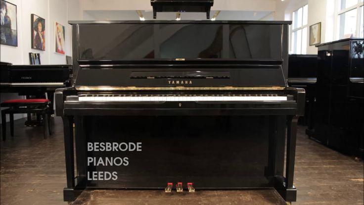 Jitterbug Waltz by Fats Waller on a Yamaha U1 upright piano at Besbrode Pianos