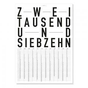 Gegen das Chaos und für die Übersicht: Mit unseren neuen Jahreskalendern der DIN Berlin-Linie gehen wichtige Termine mit Sicherheit nie mehr vergessen. Zu exklusiv die Unterlage, auf der sie festgeh