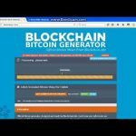 Blockchain Bitcoin Generator   Official Bitcoin Miner Blockchain 2017