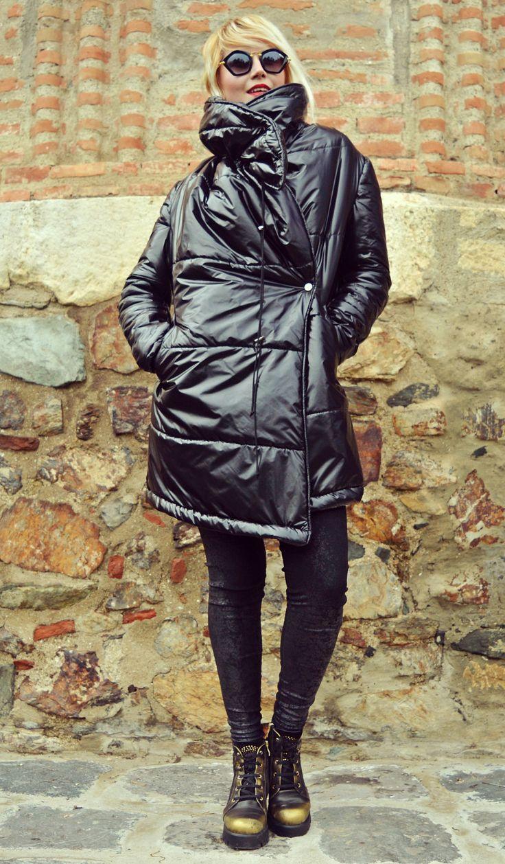 New in our shop! Extravagant Black Waterproof Jacket / Black Fleece Polar Lining Jacket / Funky Loose Jacket / Urban Asymmetrical Winter Jacket TC76 https://www.etsy.com/listing/492080361/extravagant-black-waterproof-jacket?utm_campaign=crowdfire&utm_content=crowdfire&utm_medium=social&utm_source=pinterest