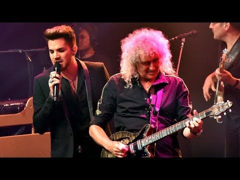 Queen + Adam Lambert - Love Kills live at t iHeartRadio theatre HD (16th...