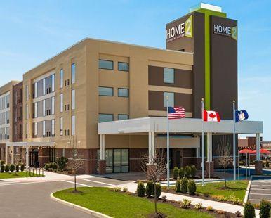 Home2 Suites by Hilton Buffalo Airport/ Galleria Mall Hotel, NY - Exterior Day | NY 14225