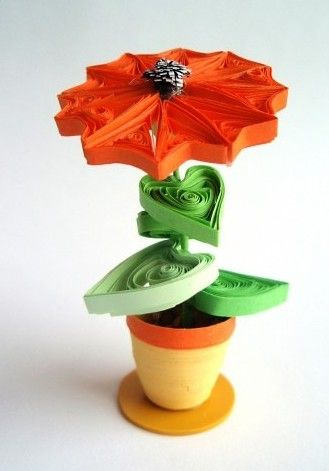 *QUILLING ~ Mothers day gifts from daughter. | Handmade website