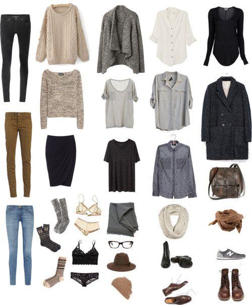 1000+ ideas about Fall Wardrobe Essentials on Pinterest ...