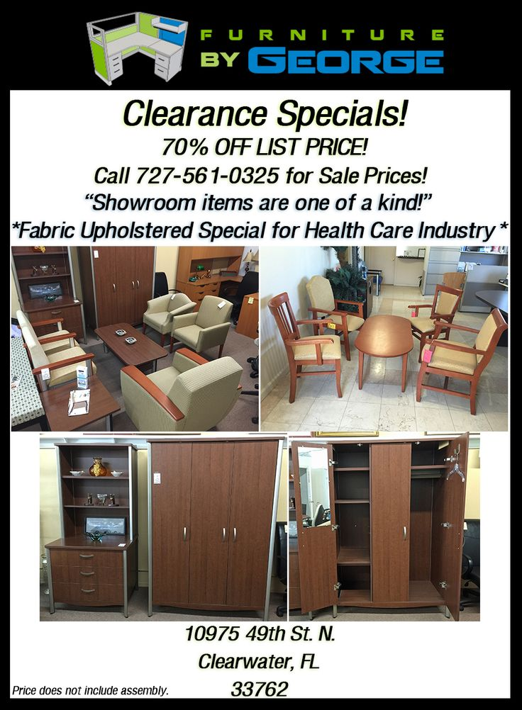 Used Office Furniture Clearwater #27: Monthly Specials, Discounted Office Furniture, Office Task Chairs, Office Chairs