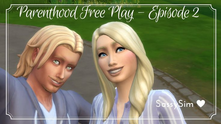 The Sims 4: Parenthood, Free Play #1 - Toddler Frenzy