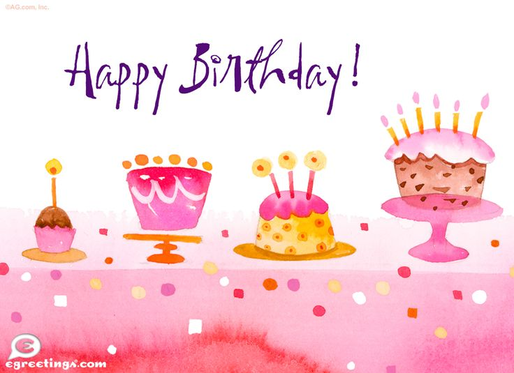 115 best Birthday Cards images on Pinterest Congratulations card - birthday cake card template