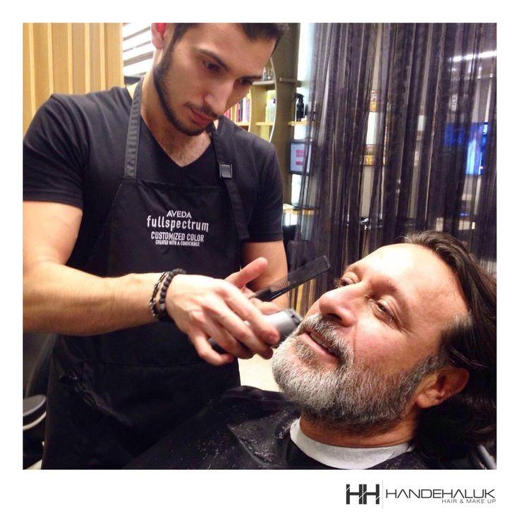 Temiz bir görüntü yakalamak için sakal modelinizin bakımı çok önemlidir!  #HandeHaluk #ulus #zorlu #zorluavm #zorlucenter #menhair #style #hair #menhairstyle #hairoftheday #hairfashion #bestoftheday #inspiration #Aveda #Avedamen