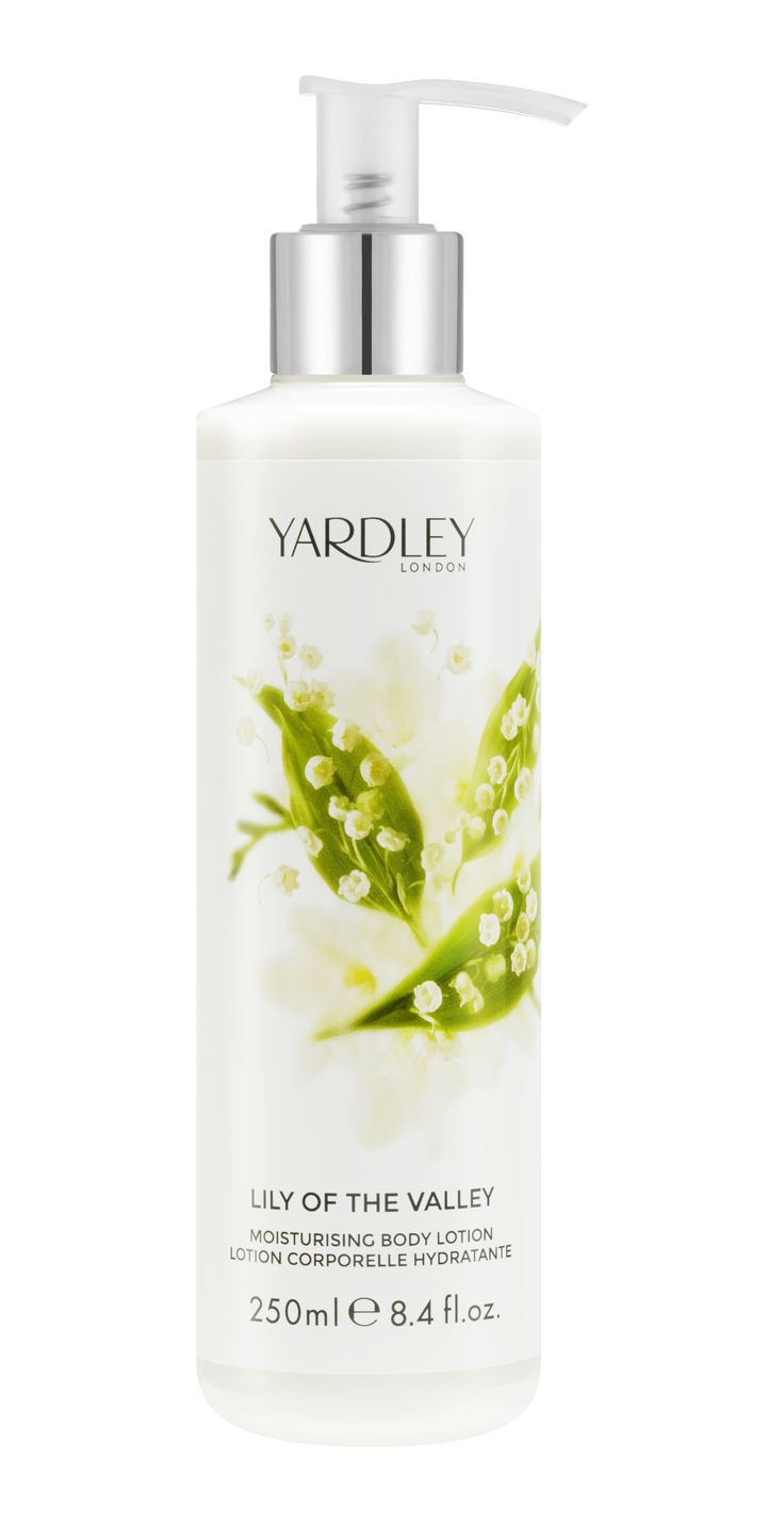 Λοσιόν σώματος Lily of the Valley Yardley 250ml