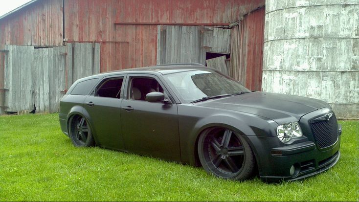 Dodge Magnum (2005-2008) Air Suspension Air Ride | Air Lift Performance - Air Ride and Air Management Systems