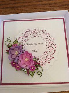 Kraftycards by Chris: Birthday Card