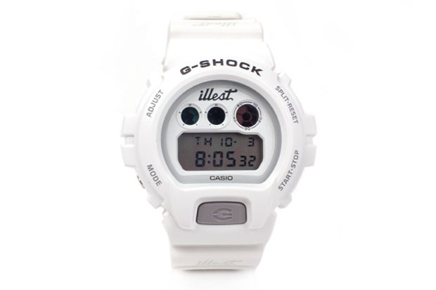 """Illest Team x Casio G-Shock 6900 """"The Illest G-Shock"""""""
