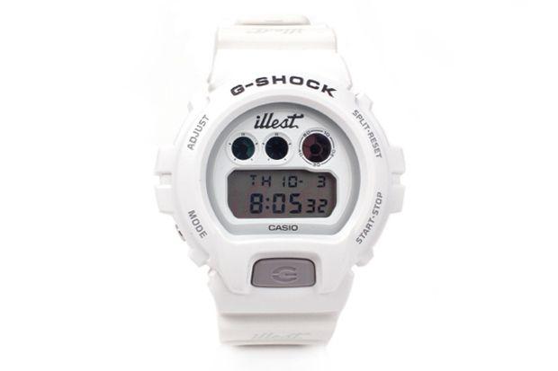New Illest x Casio G-Shock DW-6900 Collaboration | mygshock.com