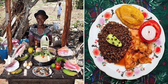 Φωτο-ταξίδι γεύσεων σε όλο τον κόσμο με σεφ... γιαγιάδες!  Αϊτή, Lambi (οστρακοειδή ή θαλάσσια σαλιγκάρια με σάλτσα creole)