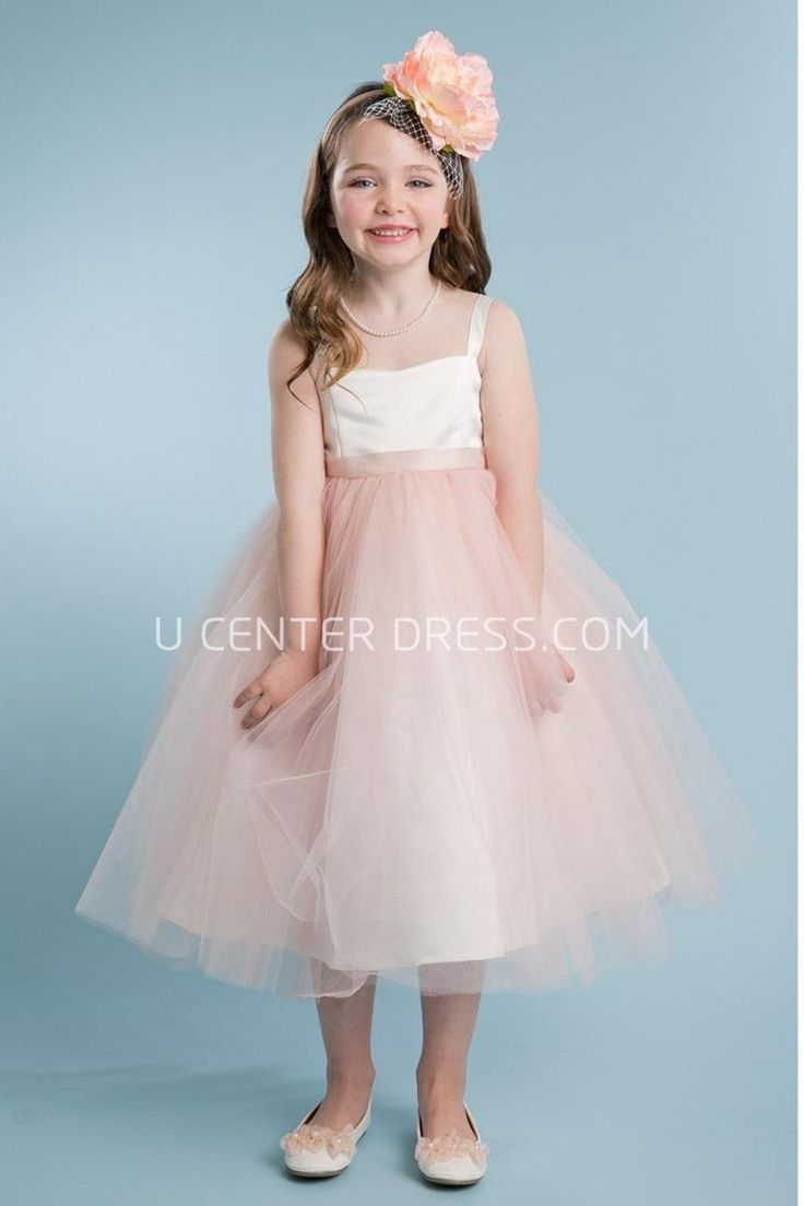 91 best Flower Girl Dresses images on Pinterest | Girls dresses ...