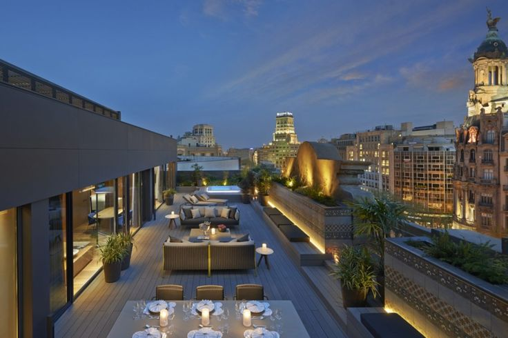 Alojamiento en Barcelona | Suite Barcelona | Hotel Mandarin Oriental de Barcelona