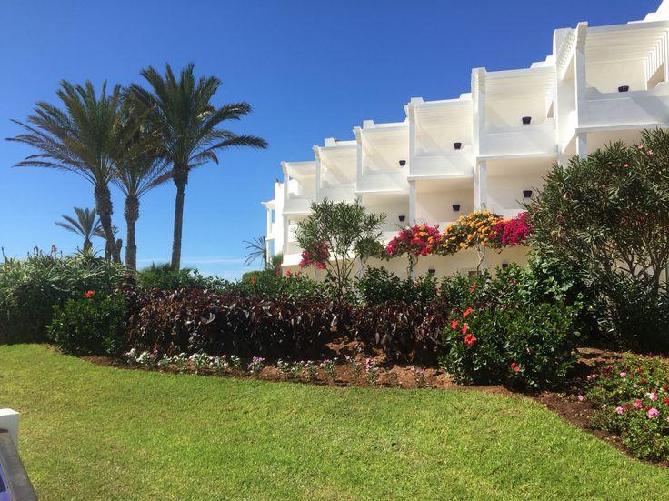 Founty beach Agadir