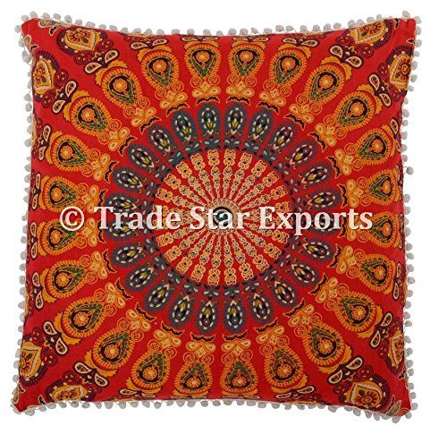 26 X 26 Mandala Euro Sham, Indian ethnic Pillow Case, Hip... https://www.amazon.com/dp/B079TQCPS3/ref=cm_sw_r_pi_dp_U_x_TYQIAbY43FDHZ