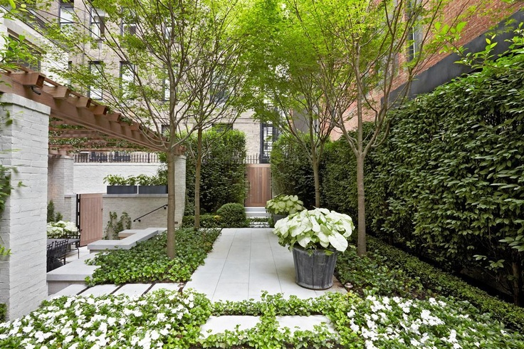 17 best images about small garden on pinterest gardens for Award winning patio designs