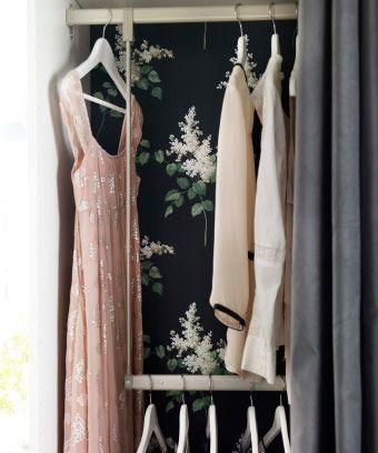 """Über 1.000 Ideen zu """"Kleiderstange Wand auf Pinterest ..."""