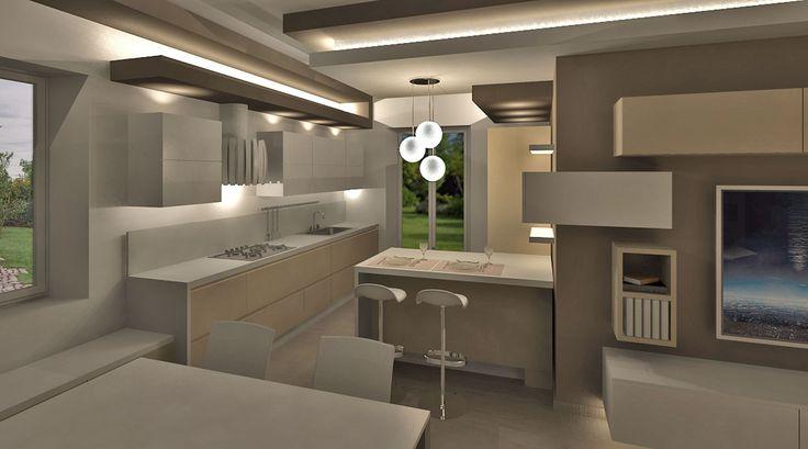 Come arredare una casa piccola moderna cerca con google casa piccole case arredamento e - Arredamento moderno casa piccola ...