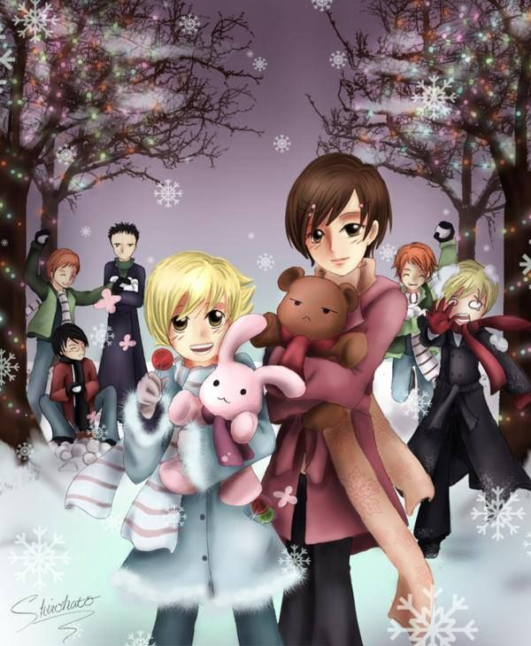 44 best Ouran High School Host Club,by Bisco Hatori images on ...