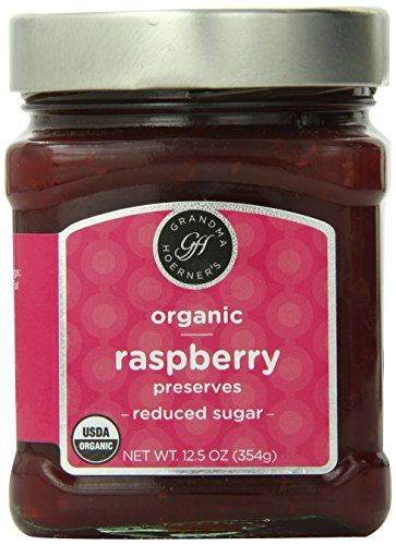 Grandma Hoerner's Reduced Sugar Organic Preserves ...