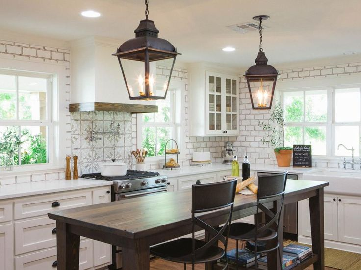 17 best ideas about joanna gaines farmhouse on pinterest for Kitchen ideas joanna gaines