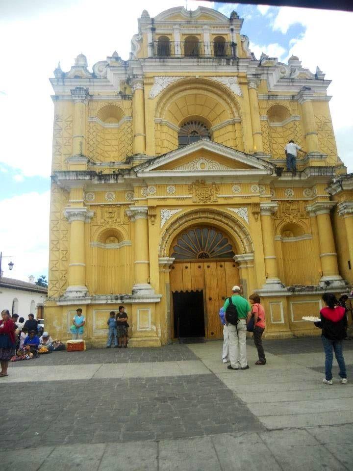 Puerto Quetzal, Guatemala.