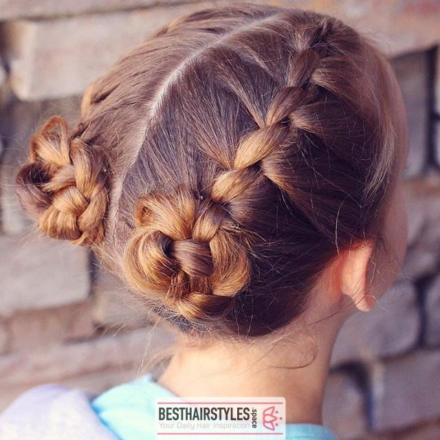 Superb Cute Hairstyles For Your Cute Daughter !