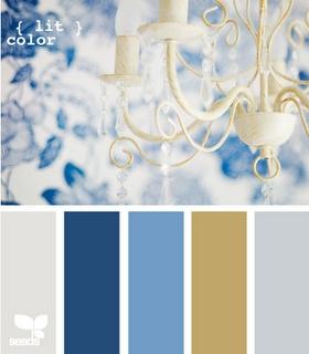 Color palette - master bedroom?