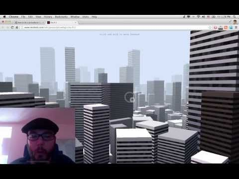 How To Do A Procedural City In 100 Lines - Learning Three.js