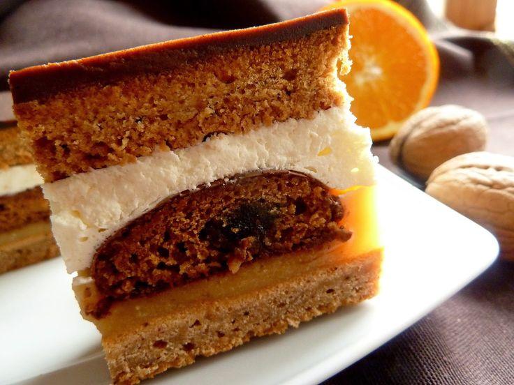 Pomarańczowiec z piernikami | Pobite gary Barbary