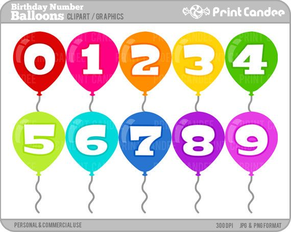 Free Clip Art Numbers 1 10 Yahoo Image Search Results Birthday Numbers Clip Art Free Clip Art