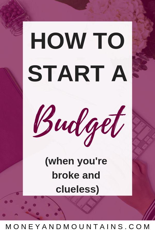 So erstellen Sie ein Budget für Anfänger! Beinhaltet Budgetierungstipps für 2019! Im…   – Budget Tips